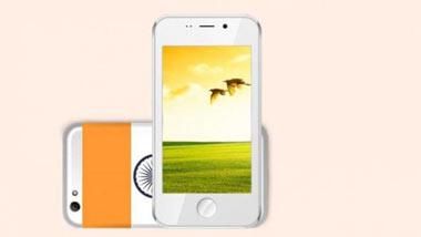 گوشی هوشمندی که فقط 4 دلار است!! تصاویر