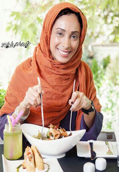 مهمترین توقع سحر زکریا برای ازدواج! تصاویر