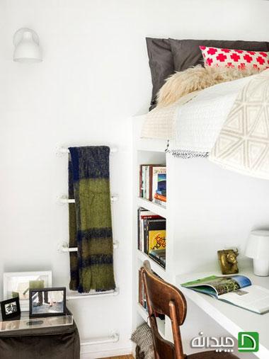 7 ایده برای طراحی داخلی «خونه مجردی»