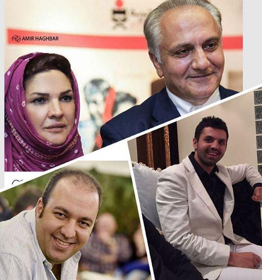 پرستو صالحی در شانزدهمین جشن حافظ و تشکر از بانی آن! تصاویر
