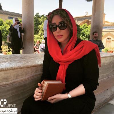 عکس های جدید سارا منجزی بازیگر سینما تصاویر
