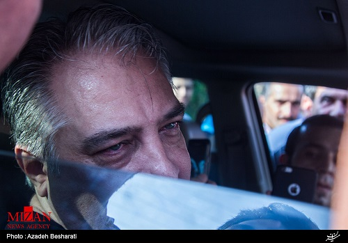 بازیگران مشهوری که در مراسم چهلمین روز درگذشت حبیب به روستای نیاسته رفتند