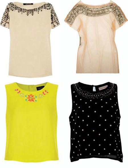 راهنمای لباس پوشیدن برای گردن کوتاه ها  تصاویر