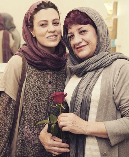 عکسهایی از دو بازیگر زن سریال شهرزاد تصاویر