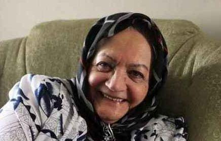 بانوی سینمای ایران 89 ساله شده است تصاویر