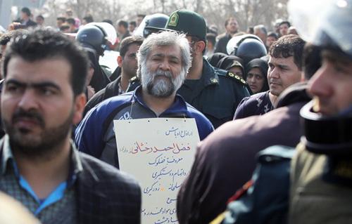 گرداندن اشرار و زورگیران خشن درسطح شهر مشهد