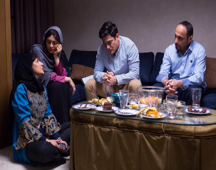 گفتگو با محمدرضا گلزار درباره خشکسالی و دروغ! تصاویر
