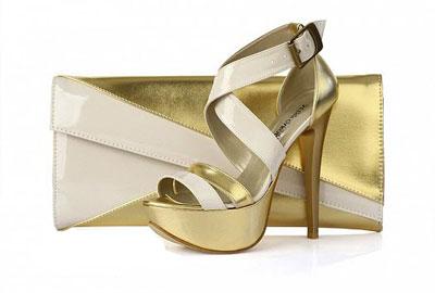 شیک ترین مدلهای ست و کیف و کفش مجلسی زنانه