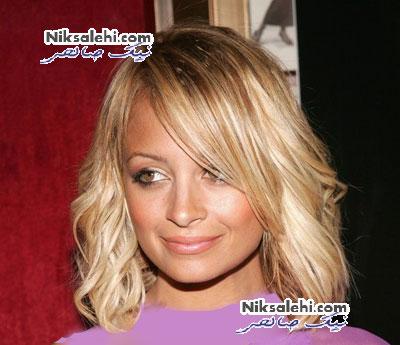 مدل موهایی برای موهای کم پشت