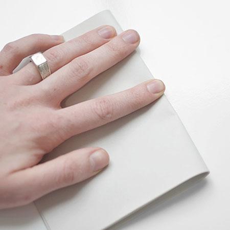 آموزش درست کردن دفتر با جلد چرمی برای دانشگاه ومدرسه
