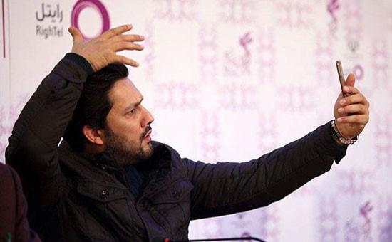 حامد بهداد : دیگر هیچوقت منتظر هیچچیز نیستم! عکس
