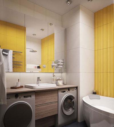 دکوراسیون خاص و مدرن را با رنگ زرد داشته باشید تصاویر