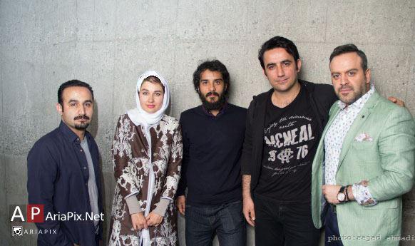 مراسم اکران خصوصی فیلم پنجاه ۵۰ کیلو آلبالو با حضور بازیگران و هنرمندان مشهور
