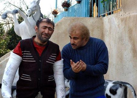 عکسهای جدید و متفاوت از سریال پایتخت 3 / ویژه نوروز