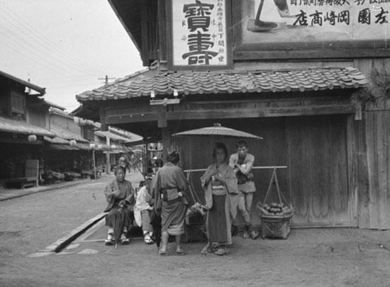 کشور پیشرفته ژاپن صدسال پیش چگونه بود؟! تصاویر