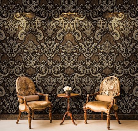 برای خانه تکانی عید کاغذ دیواری را با بهترین روش تمیز کنید تصاویر