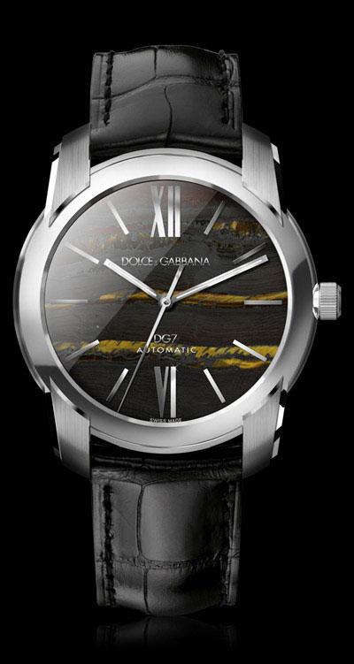 زیباترین مدل ساعت مچی D & G  تصاویر