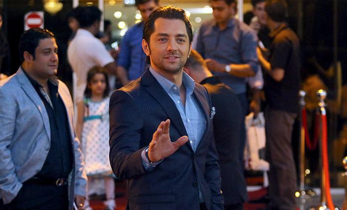 بهرام رادان , خوش پوش جشنواره فیلم فجر94 تصاویر