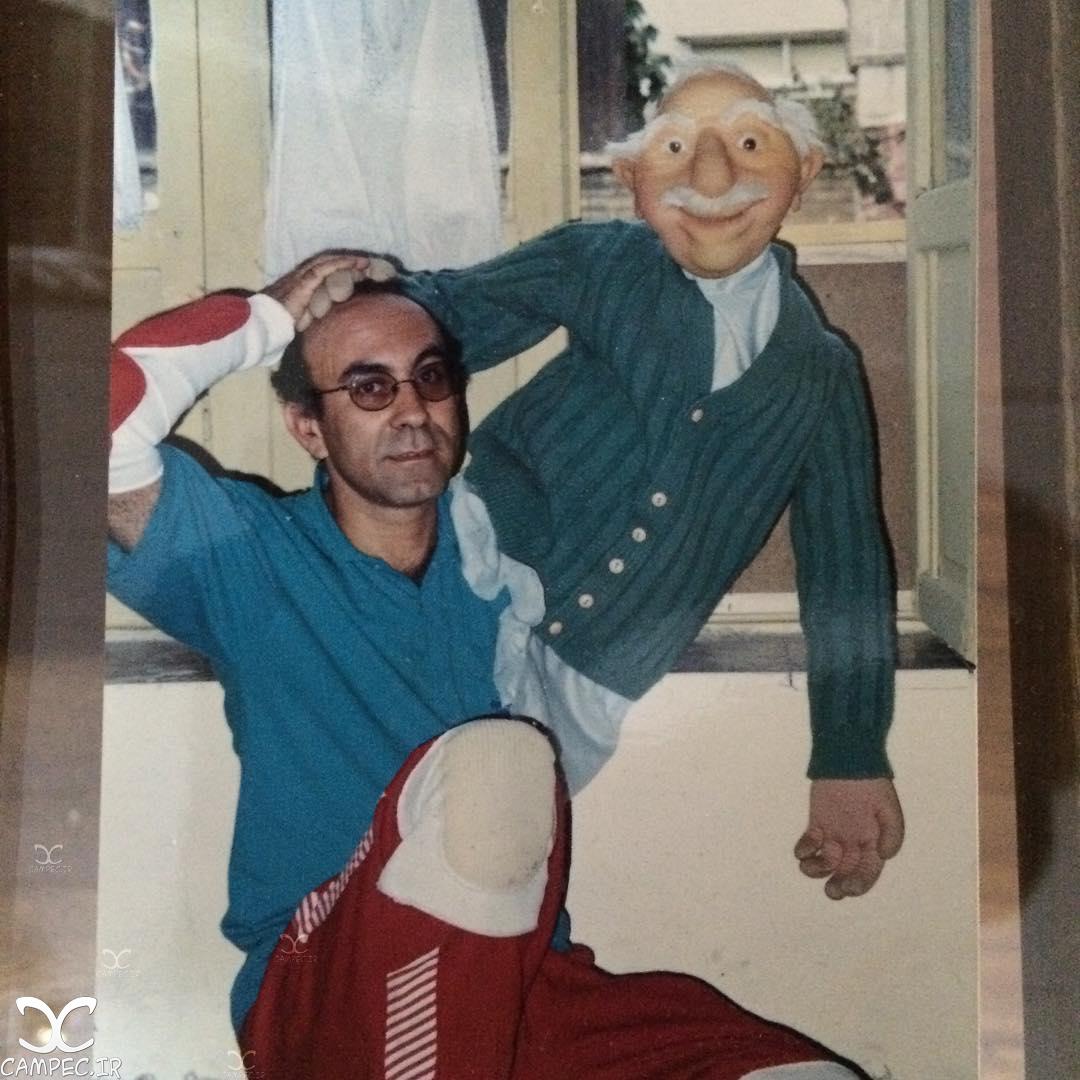 بیوگرافی و عکسهایی جالب از عادل بزدوده و همسرش طاهره برومند! تصاویر