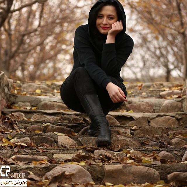 تصاویر جذاب و جدید مهراوه شریفی نیا بازیگر سریال کیمیا
