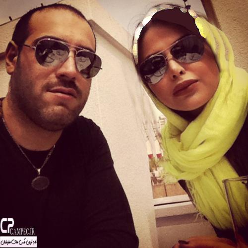 همسر امیریل ارجمند, بازیگر سریال آقا و خانم سنگی است عکس