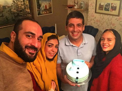 حمید گودرزی از زندگی خصوصی ، خانوده و همسرش می گوید