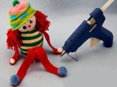 آموزش ساخت عروسک بسیار زیبا و ساده با جوراب تصاویر