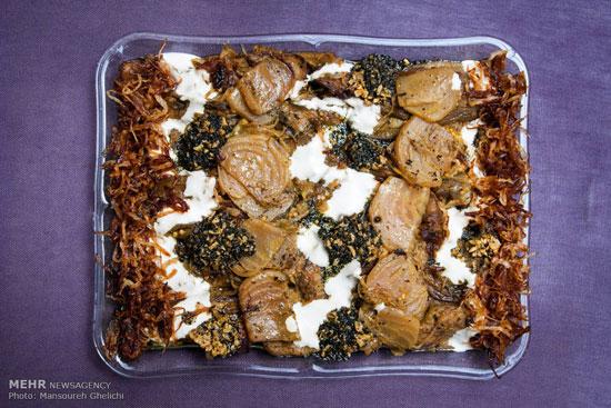 جشنواره غذاهای سنتی ایرانی! تصاویر