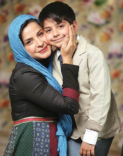 سیما تیرانداز: پسرم در هر شرایطی اولویت زندگی من است تصاویر