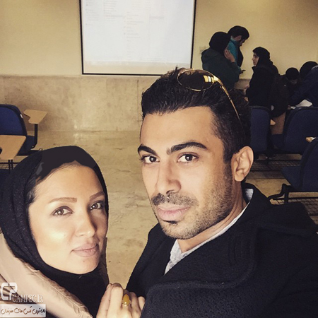 جدید ترین عکس های روناک یونسی و همسرش تصاویر