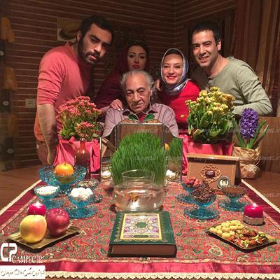 عکس های دیدنی بازیگران و هنرمندان ویژه نوروز94 تصاویر