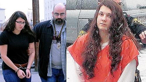 دختر 19 ساله شیطان پرست 23 مرد را فریب داد و کشت