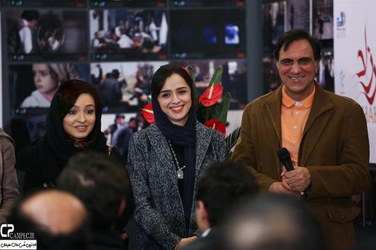 عکس های بازیگران مشهور در نشست خبری سریال شهرزاد