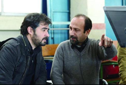 گوگوش افتخار آفرینی اصغر فرهادی و شهاب حسینی را تبریک گفت