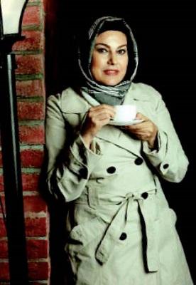 مهرانه مهین ترابی:قصه زیبایی فراموش شده است! عکس