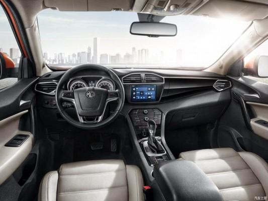 رونمایی رسمی از خودرو ام جی GS در مشهد تصاویر