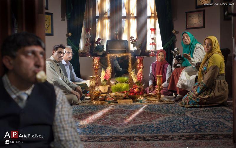 عکسها بازیگران و داستان سریال معمای شاه
