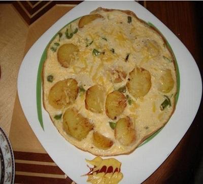 دستور ساده برای تهیه فریتاتای سیب زمینی محبوب و لذیذ! عکس