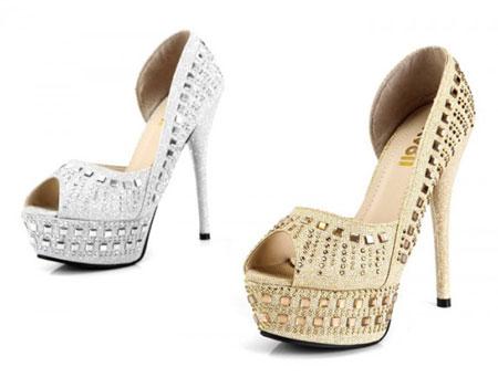 جدیدترین مدل کفش های مجلسی ۲۰۱۵