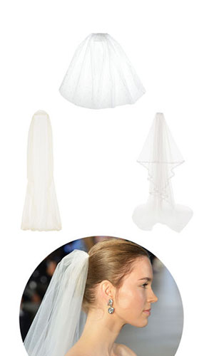 جدیدترین مدل تلج و تل و تور عروس اروپایی