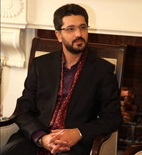 گپی با امیر حسین مدرس از مجریگری تا بازیگری