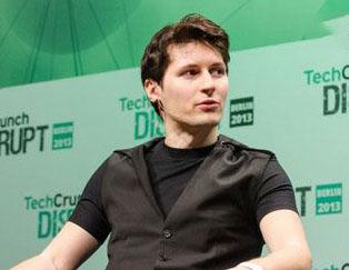 طراح میلیونر نرم افزار تلگرام تصاویر