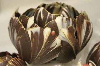 ایده های تزیین شکلات تصاویر