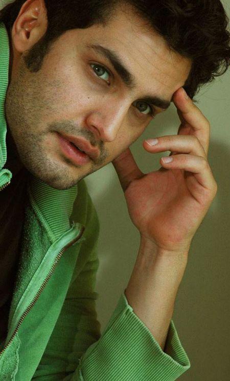 عکسهای جذاب امیر محمد زند, بازیگر سریال ستایش2