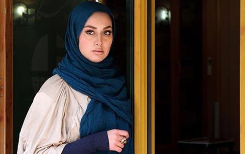 نقش شبکه GEM در کشف حجاب 2 بازیگر زن تصاویر