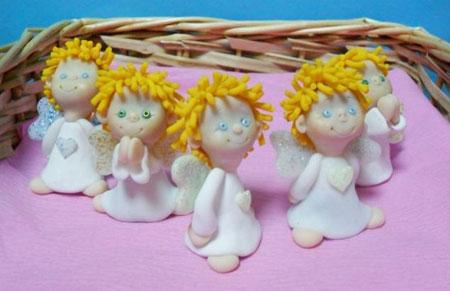آموزش ساخت عروسکهای بسیار زیبا مخصوص سفره هفت سین95 تصاویر