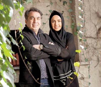 جزئیاتی از زندگی خصوصی سیامک انصاری و همسرش طناز