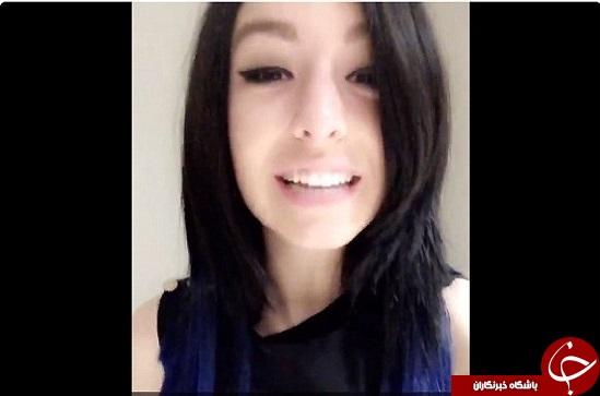 قتل خواننده زن حین اجرای کنسرت زنده
