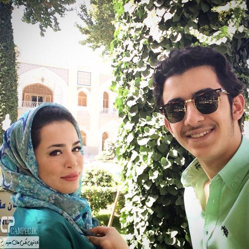 جدید ترین عکس های ملیکا شریفی نیا