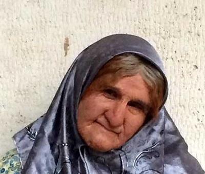 این پیرزن دوست داشتنی را میشناسید؟! عکس
